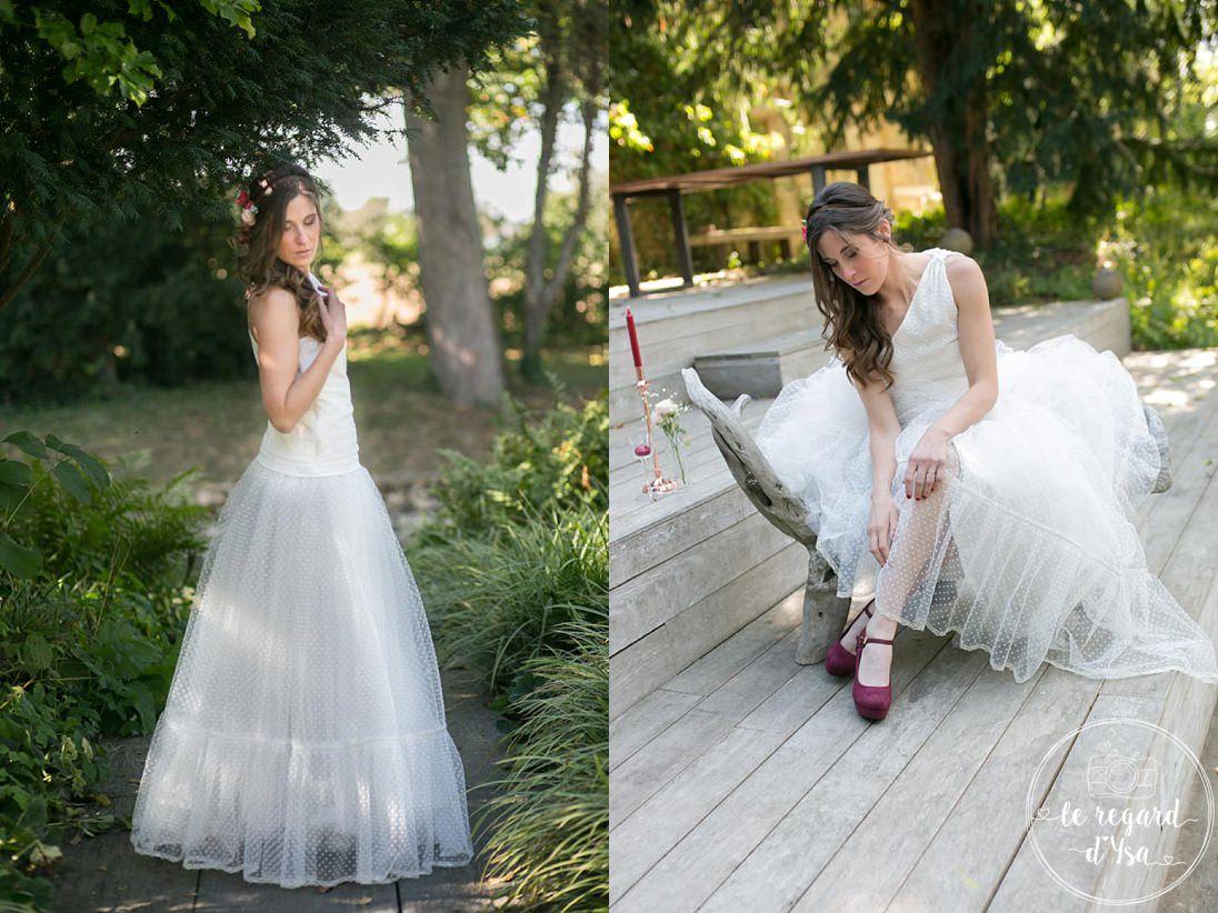 la mariee et sa robe ofildelo