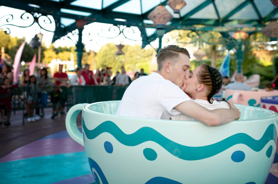 love session – Disneyland